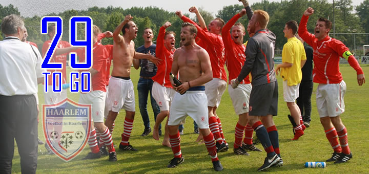 VSV zaterdag - Voetbal in Haarlem