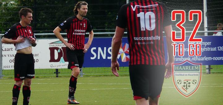 Aftellen EDO - Voetbal in Haarlem