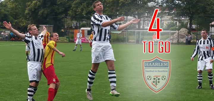 Onze Gezellen - Voetbal in Haarlem