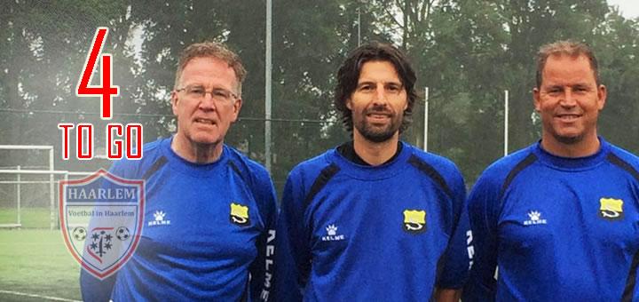 Schoten Ketting - Voetbal in Haarlem