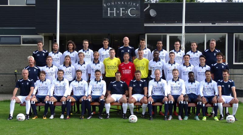 Kon HFC 16-17 - Voetbal in Haarlem