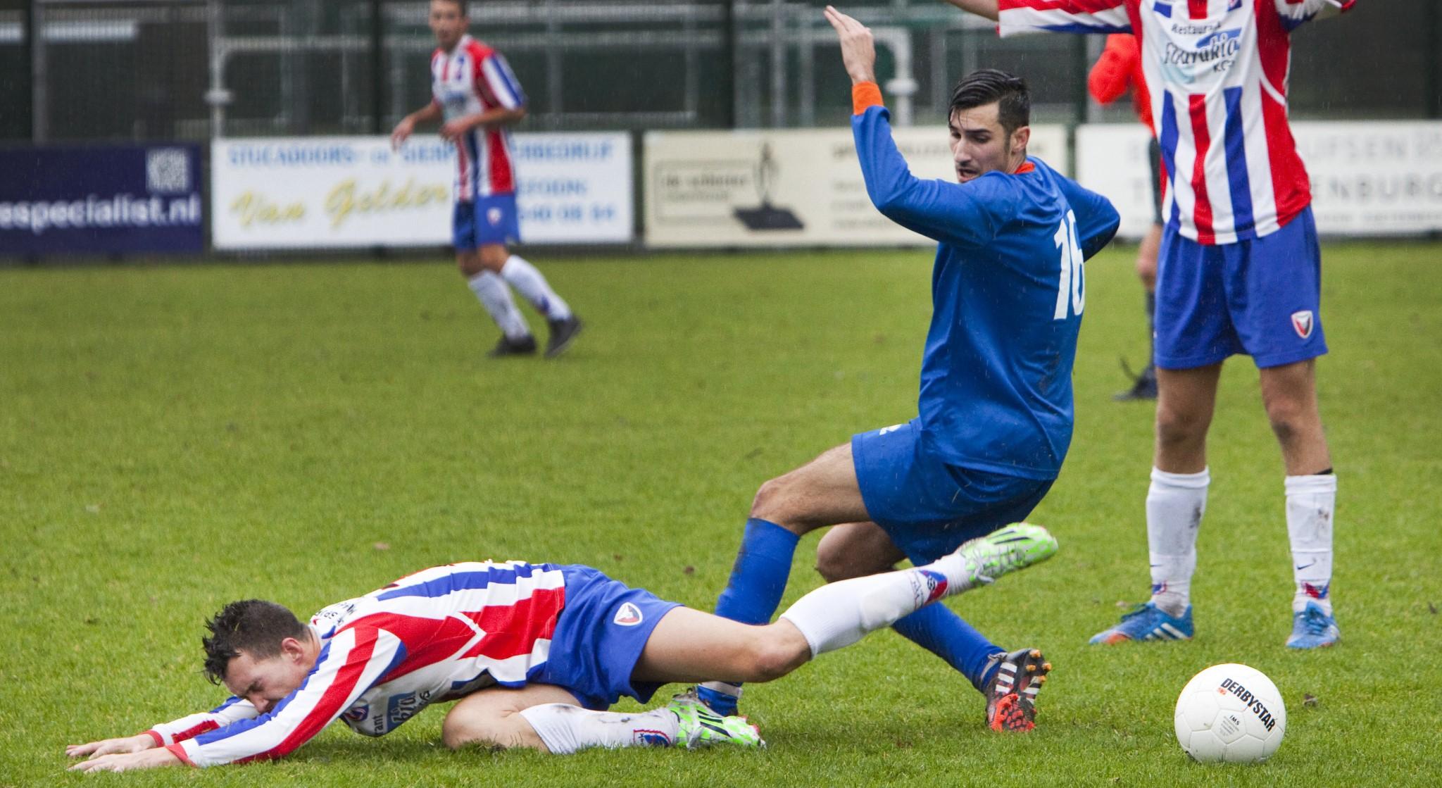 Olympia Haarlem - Voetbal in Haarlem
