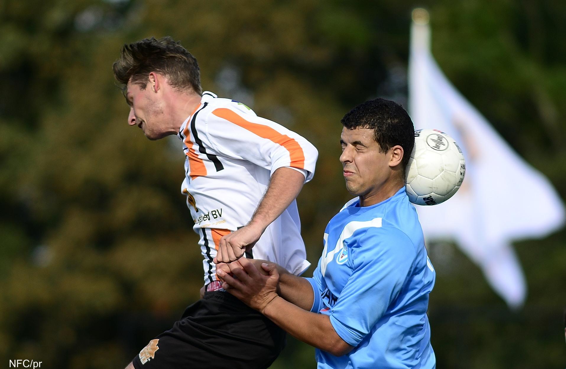HBC - NFC - Voetbal in Haarlem