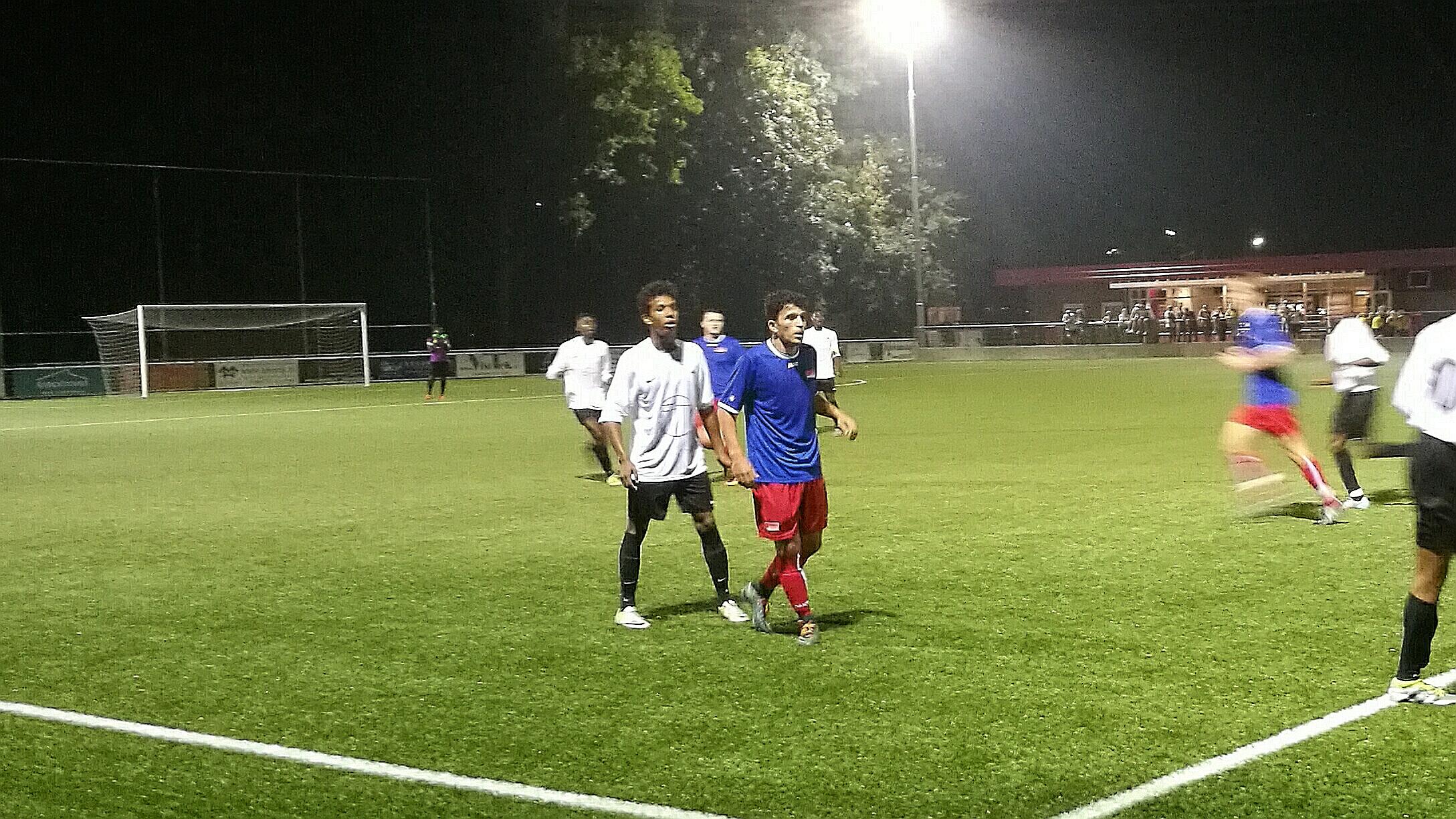 DSOV - ZSGOWMS - Voetbal in Haarlem