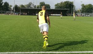 Schoten - Voetbal in Haarlem