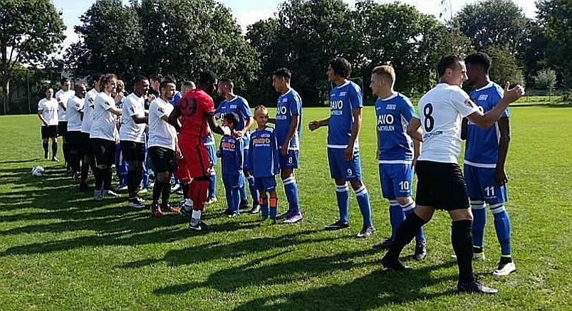 United DAVO - Voetbal in Haarlem