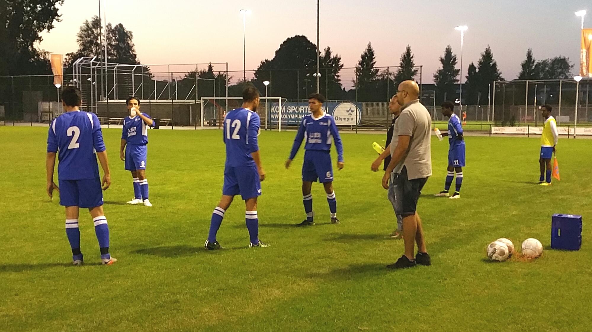 UnitedDAVO - Voetbal in Haarlem