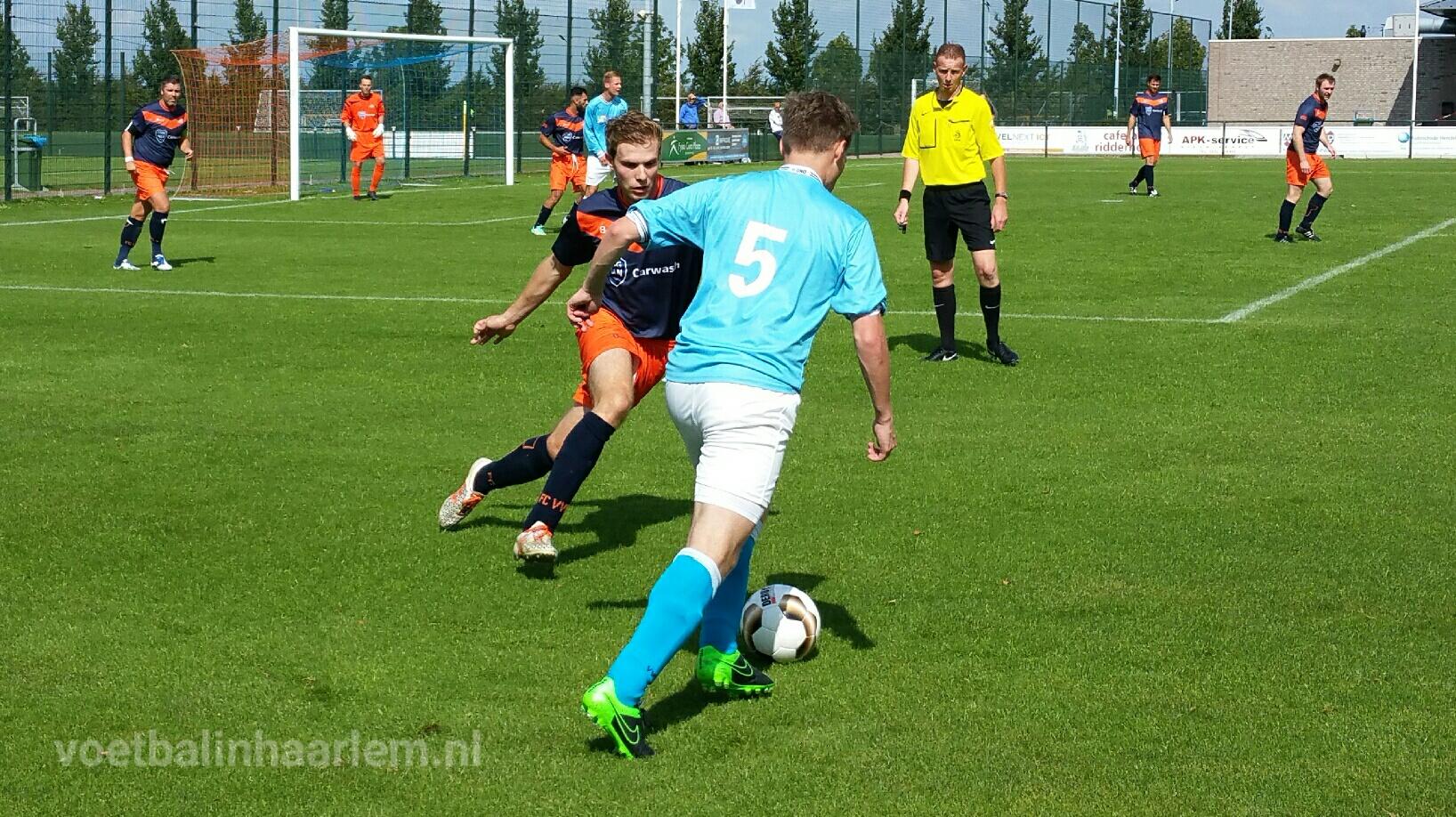 VVC UNO - Voetbal in Haarlem