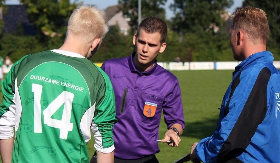 Martin de Jager - Voetbal in Haarlem