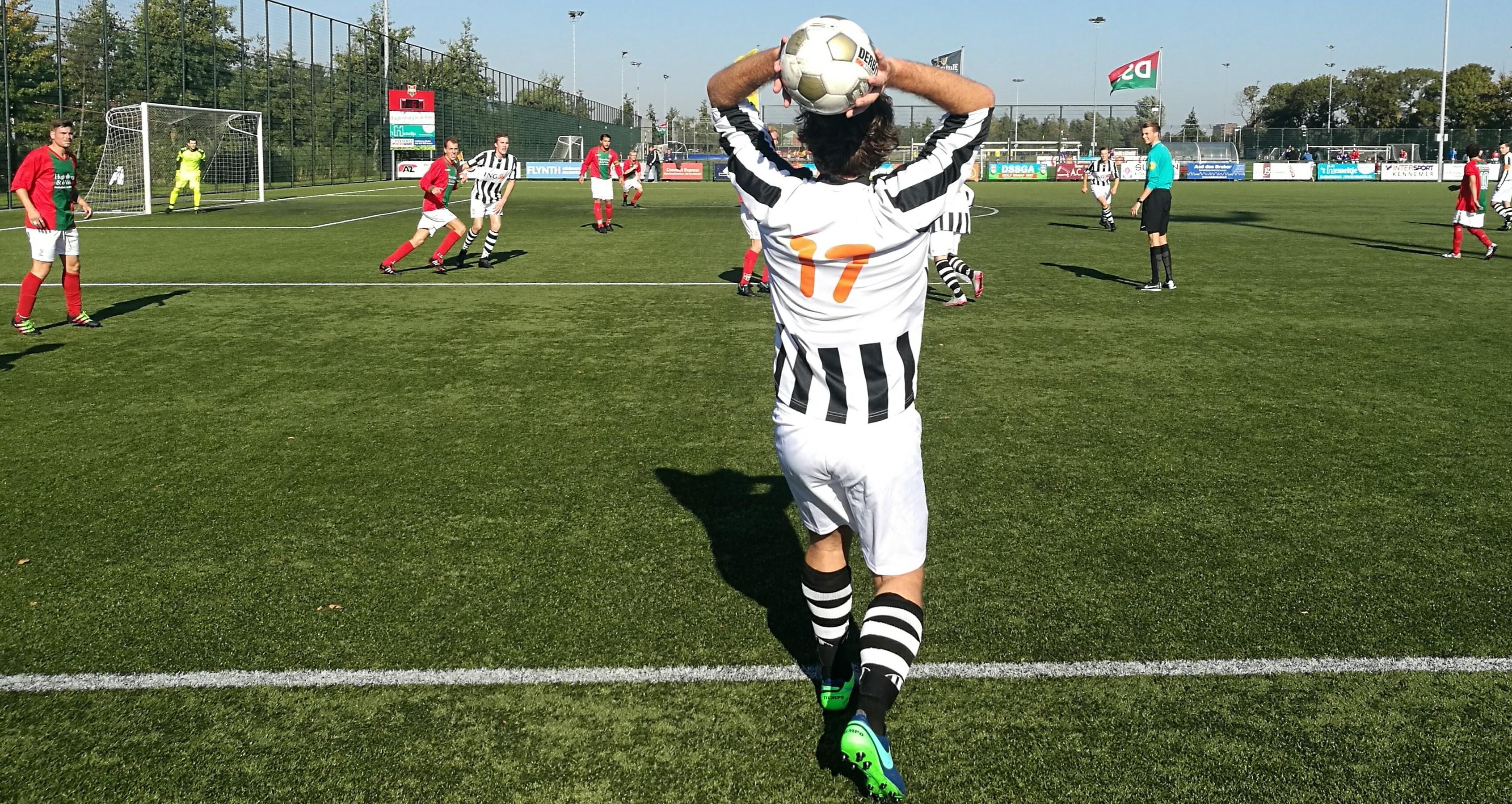 DSS - OG - Voetbal in Haarlem
