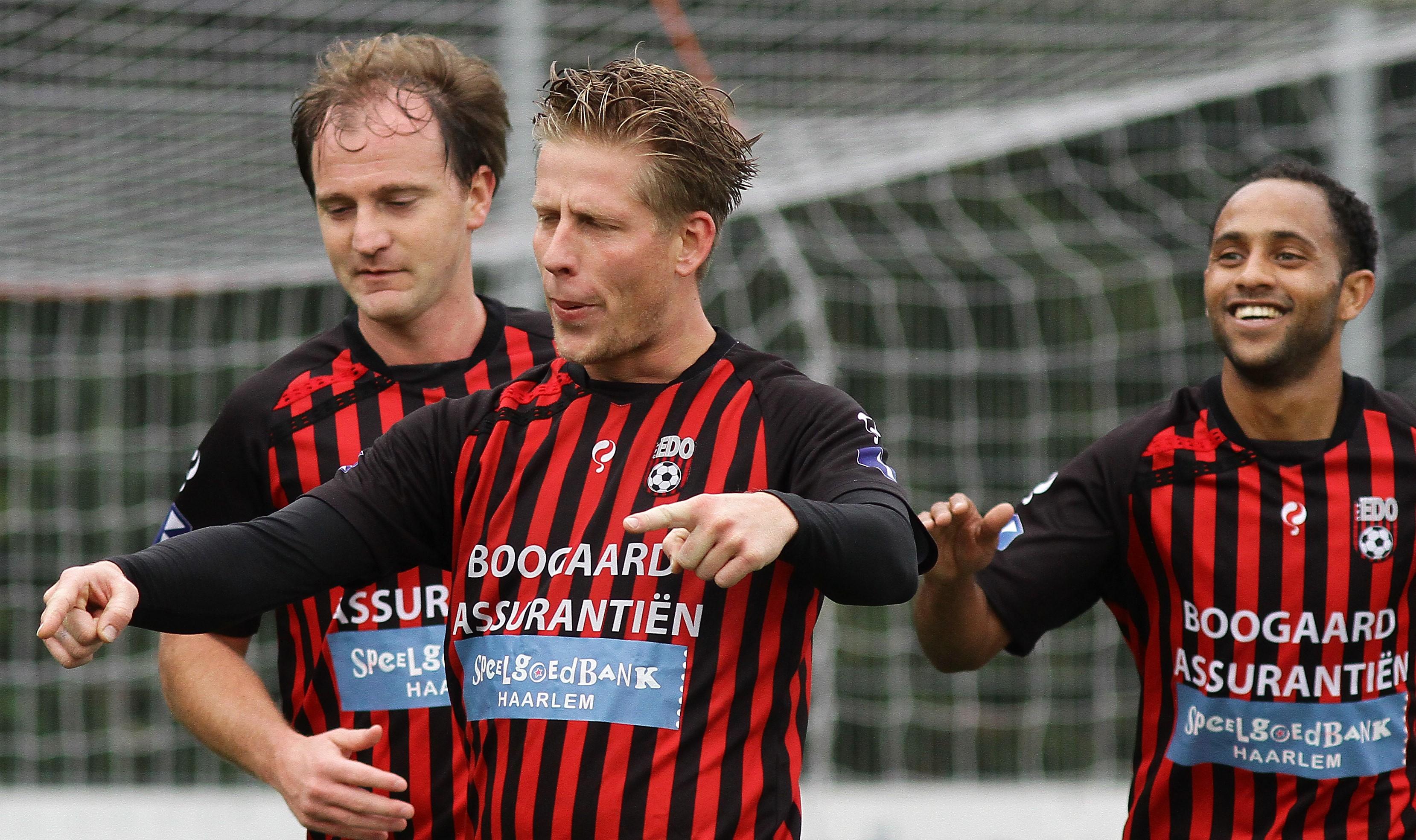 EDO - HBOK - Voetbal in Haarlem
