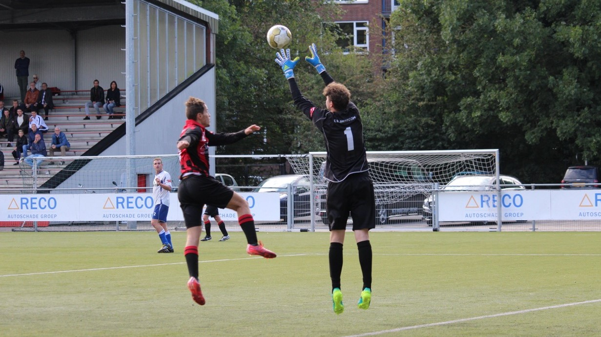 EDO - Voetbal in Haarlem