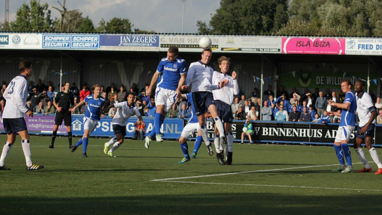 GVVV - HFC - Voetbal in Haarlem