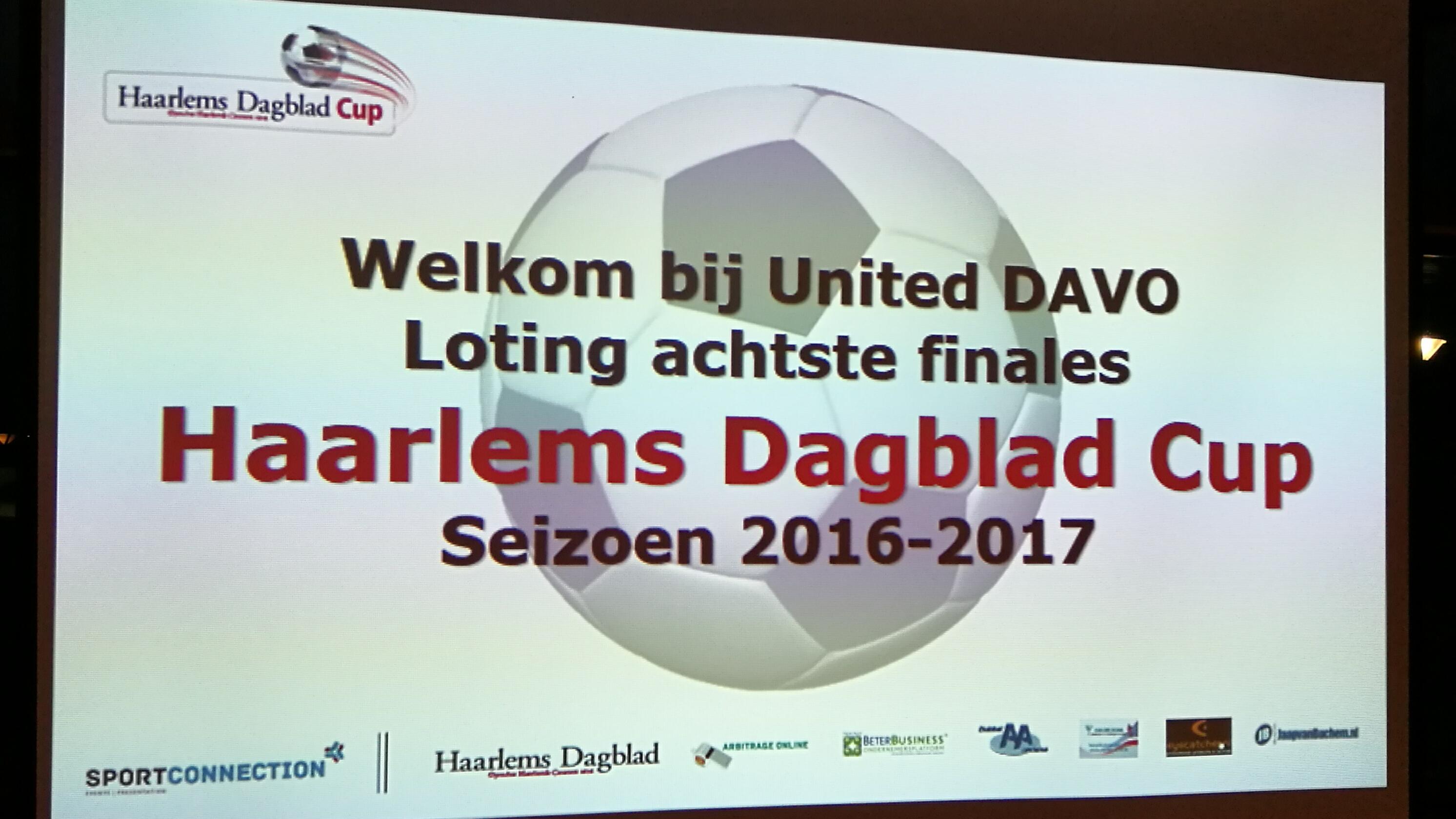HD-Cup - Voetbal in Haarlem