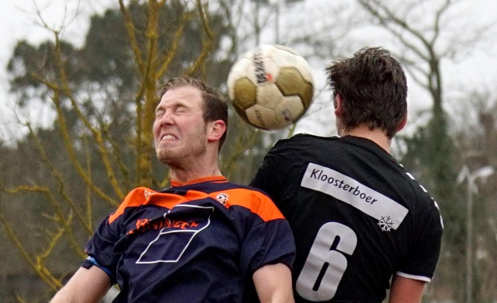 IJmuiden - VVC - Voetbal in Haarlem