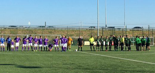 Spaarnwoude - Alliance '22 - Voetbal in Haarlem