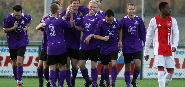Spaarnwoude - Ajax - Voetbal in Haarlem