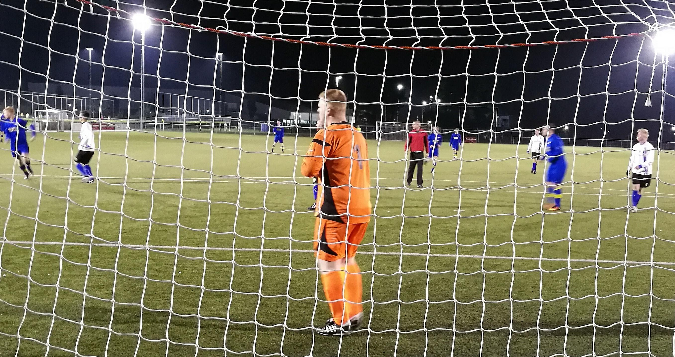 VEW - DSOV - Voetbal in Haarlem