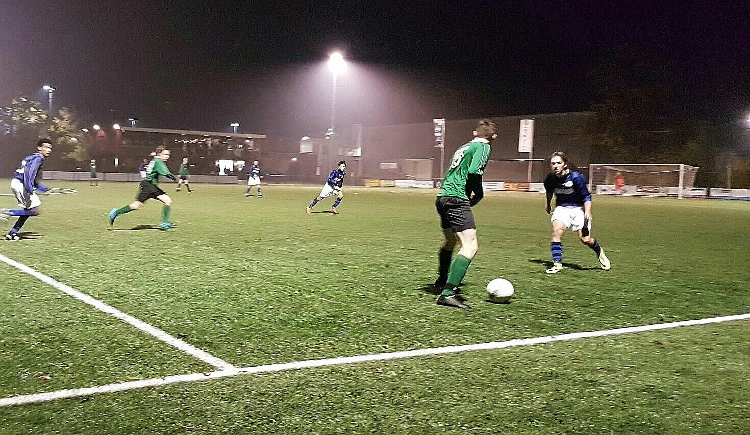 BSM - RCH - Voetbal in Haarlem
