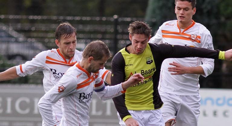 Bloemendaal - Schoten - Voetbal in Haarlem