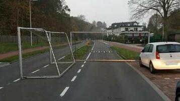 Bloemendaal - Voetbal in Haarlem