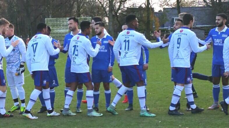 United - Voetbal in Haarlem