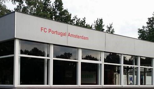 Portugal Amsterdam - Voetbal in Haarlem