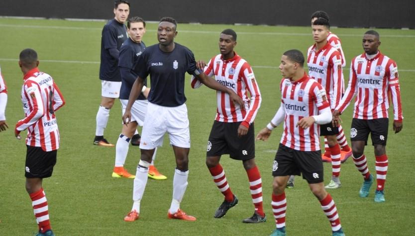 Sparta - HFC - Voetbal in Haarlem