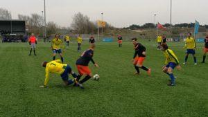 Zandvoort - VVC - Voetbal in Haarlem