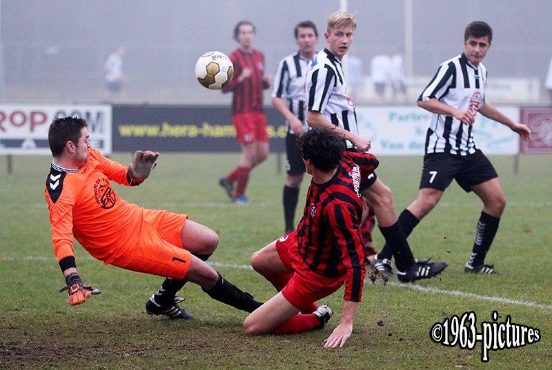 IJmuiden - VVA - Voetbal in Haarlem