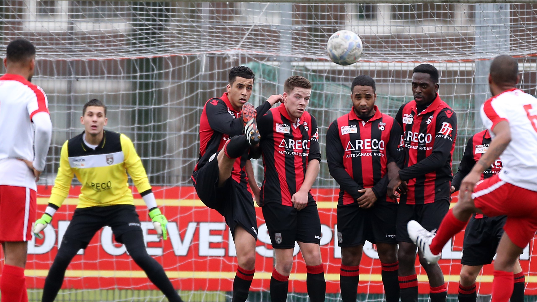 EDO - Zeeburgia - Voetbal in Haarlem