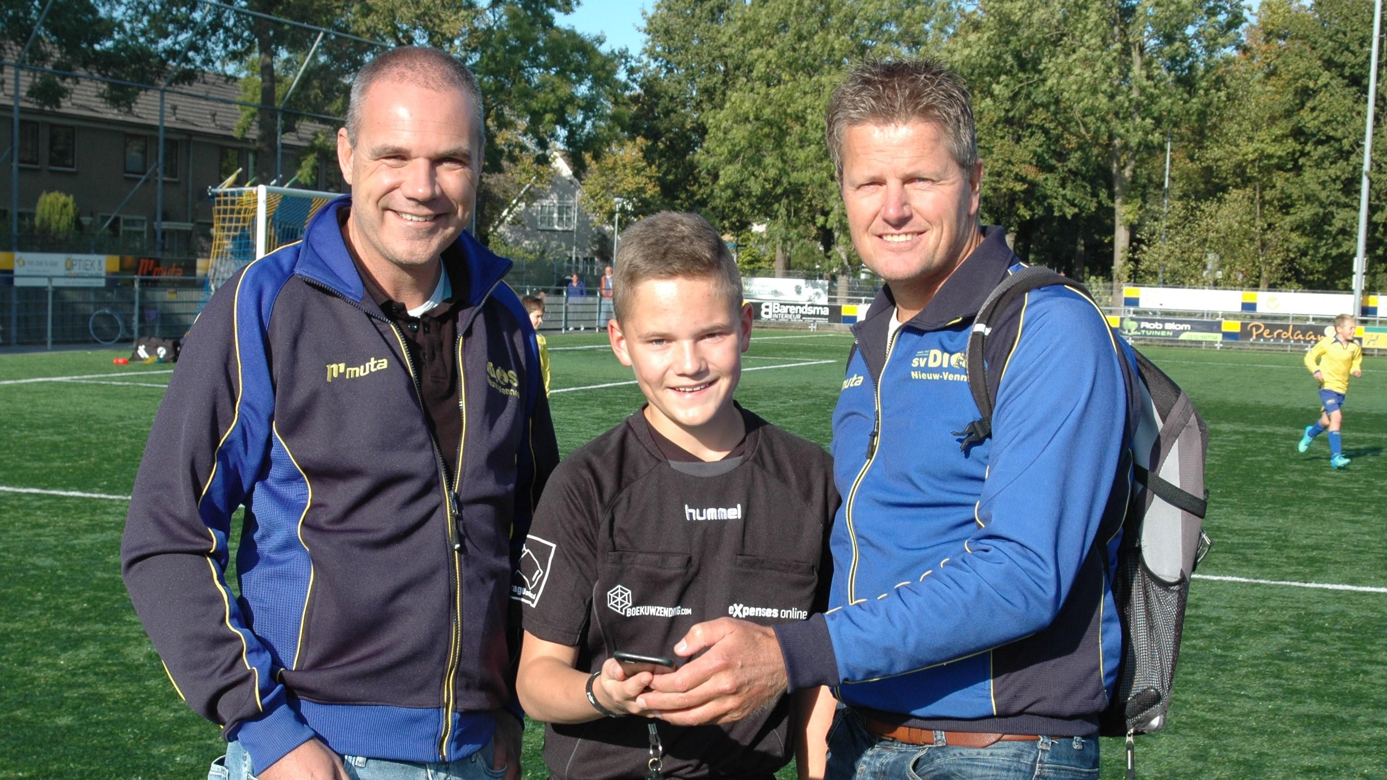 Arbitrage Online - Voetbal in Haarlem