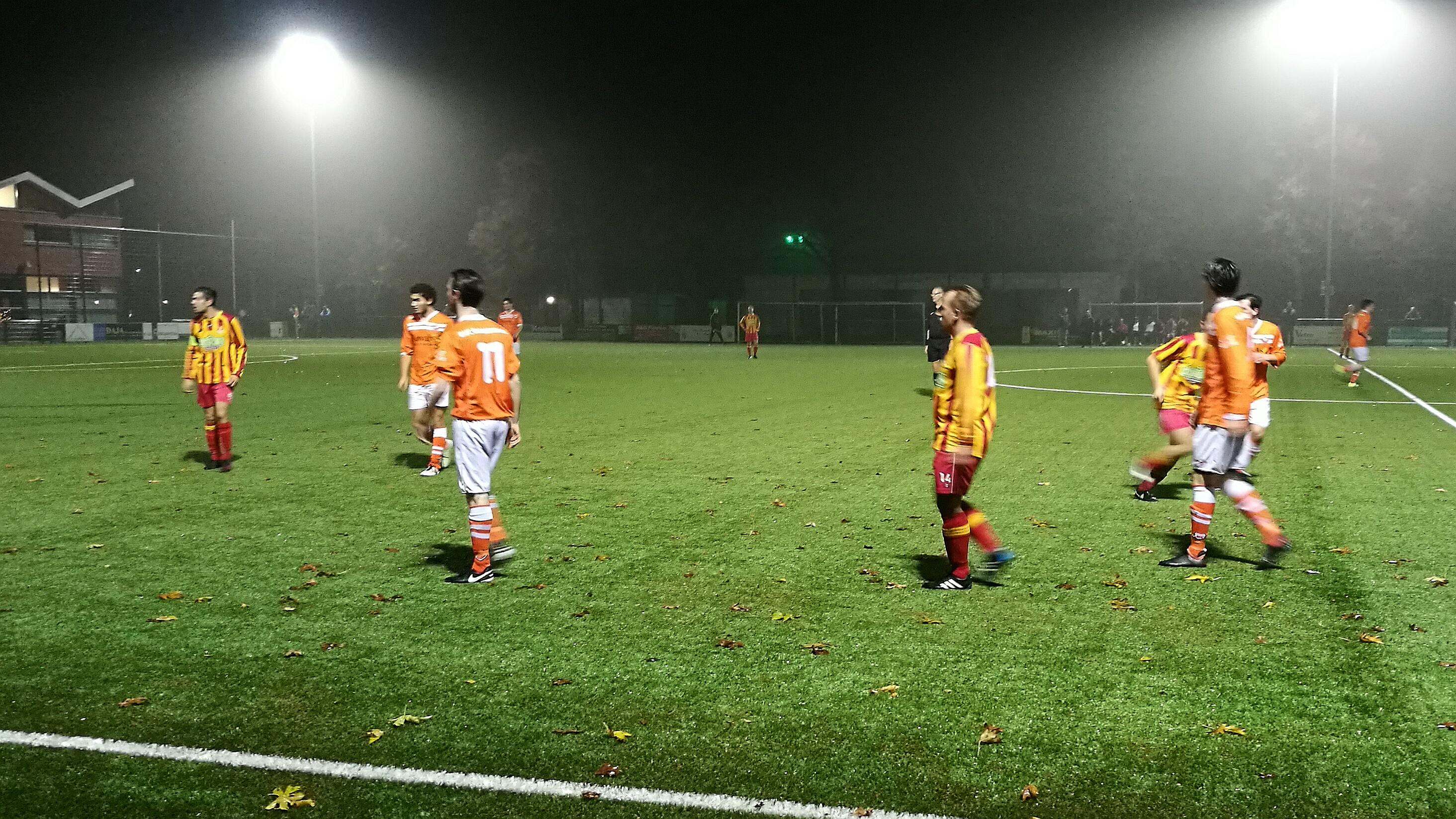 DSK - Bloemendaal - Voetbal in Haarlem