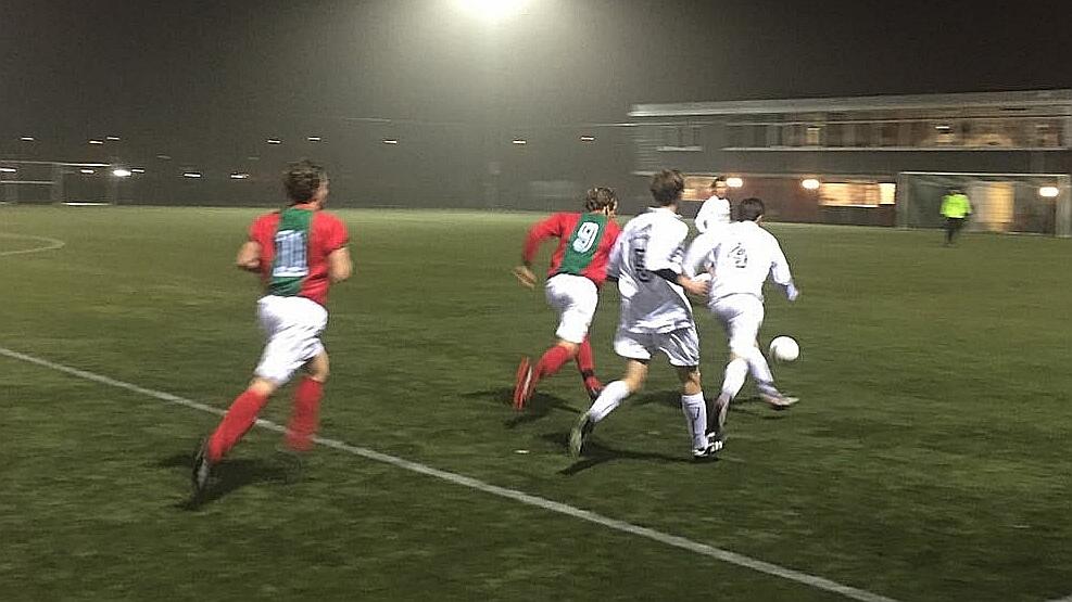 Alliance '22 - DSS - Voetbal in Haarlem