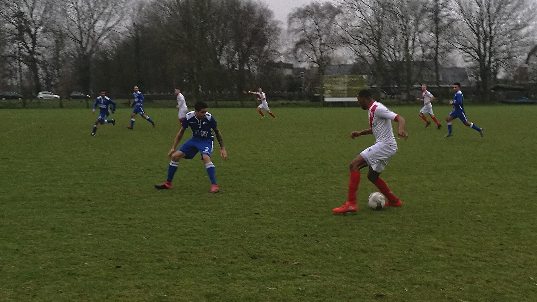 United - SVIJ - Voetbal in Haarlem