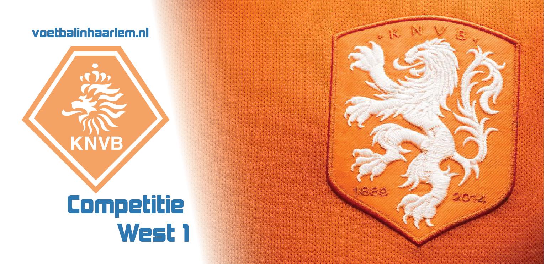 Competitie - Voetbal in Haarlem