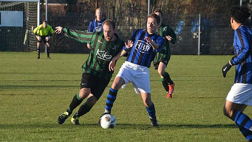 RCH - Alliance '22 - Voetbal in Haarlem