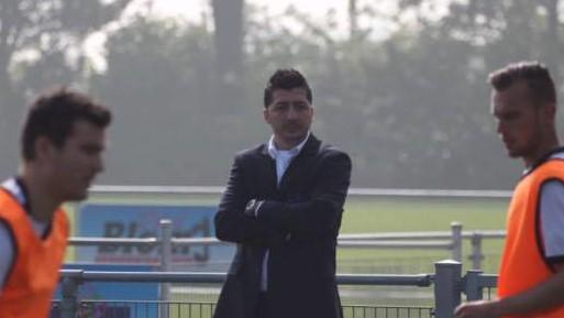 Simsek - Voetbal in Haarlem