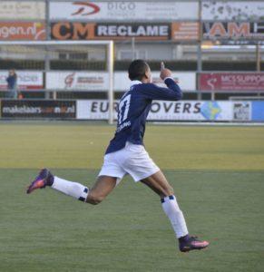 Sterling - Voetbal in Haarlem