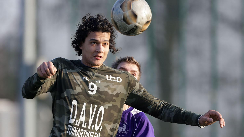 Levy van Nispen - Voetbal in Haarlem