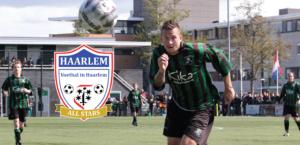 Vernon Weber - Voetbal in Haarlem