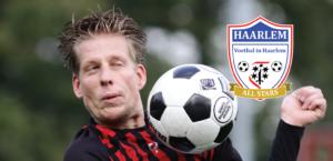 Tom Jacob - Voetbal in Haarlem
