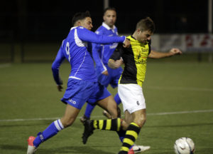Schoten - United - Voetbal in Haarlem