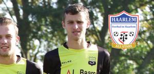 Van der Zwaan - Voetbal in Haarlem