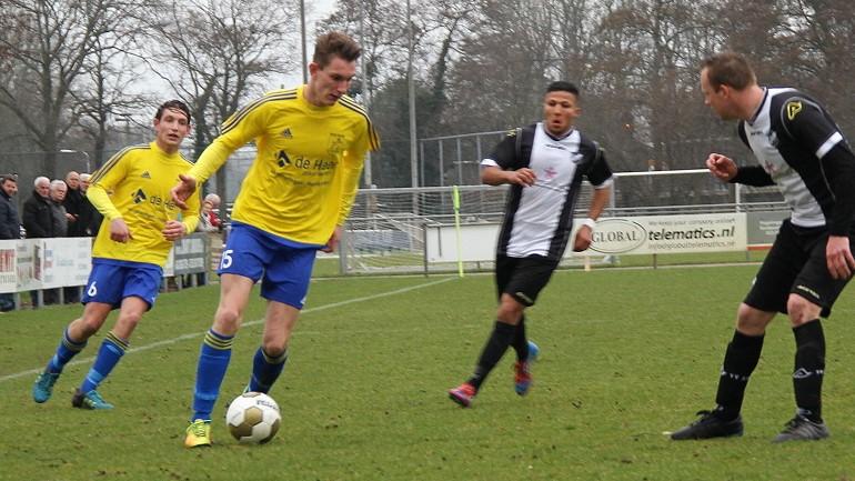 Velsen - Assendelft - Voetbal in Haarlem