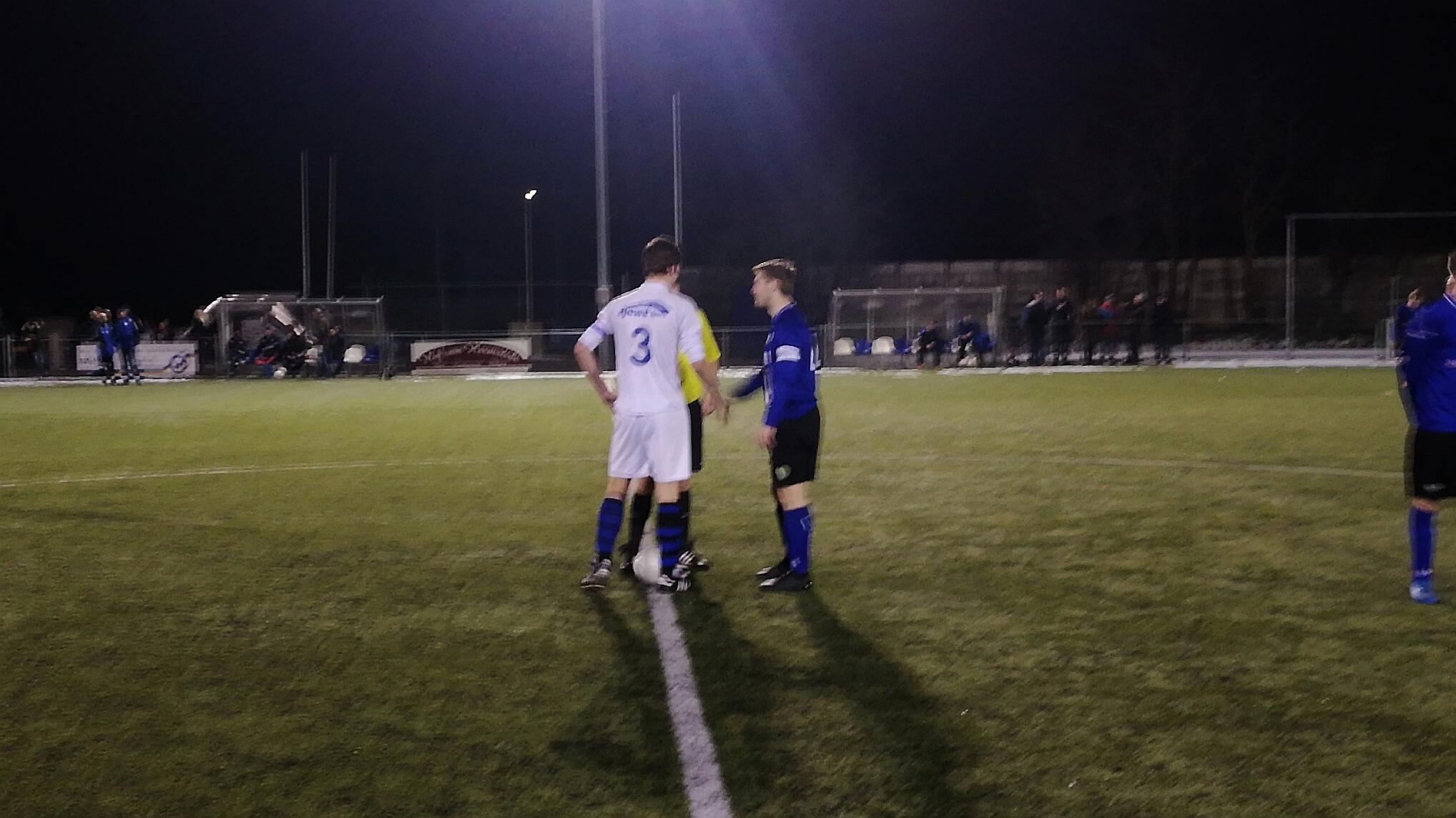 RCH - VEW - Voetbal in Haarlem