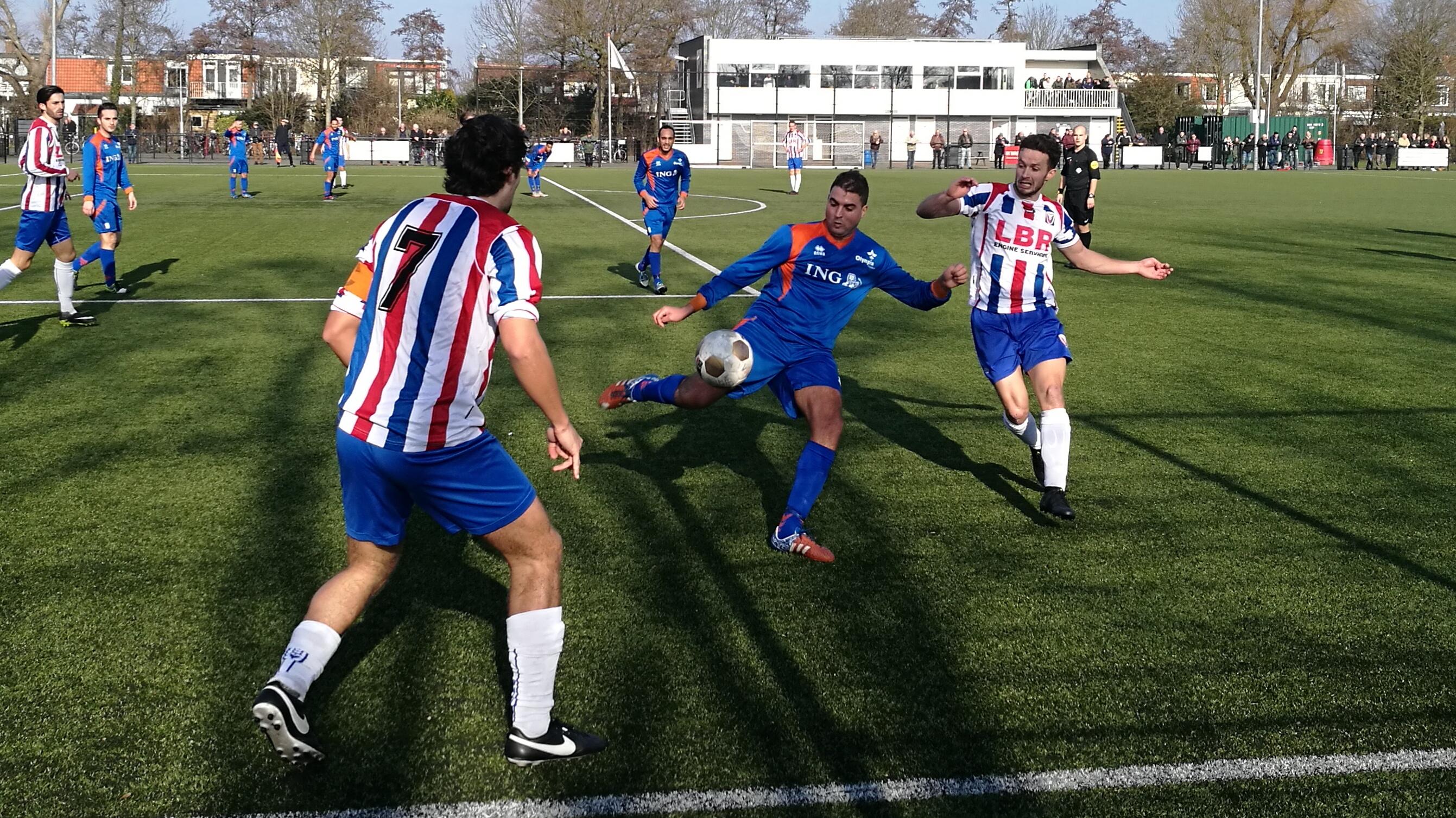 VVH - Olympia - Voetbal in Haarlem