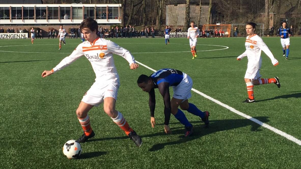 Bloemendaal - DWS - Voetbal in Haarlem