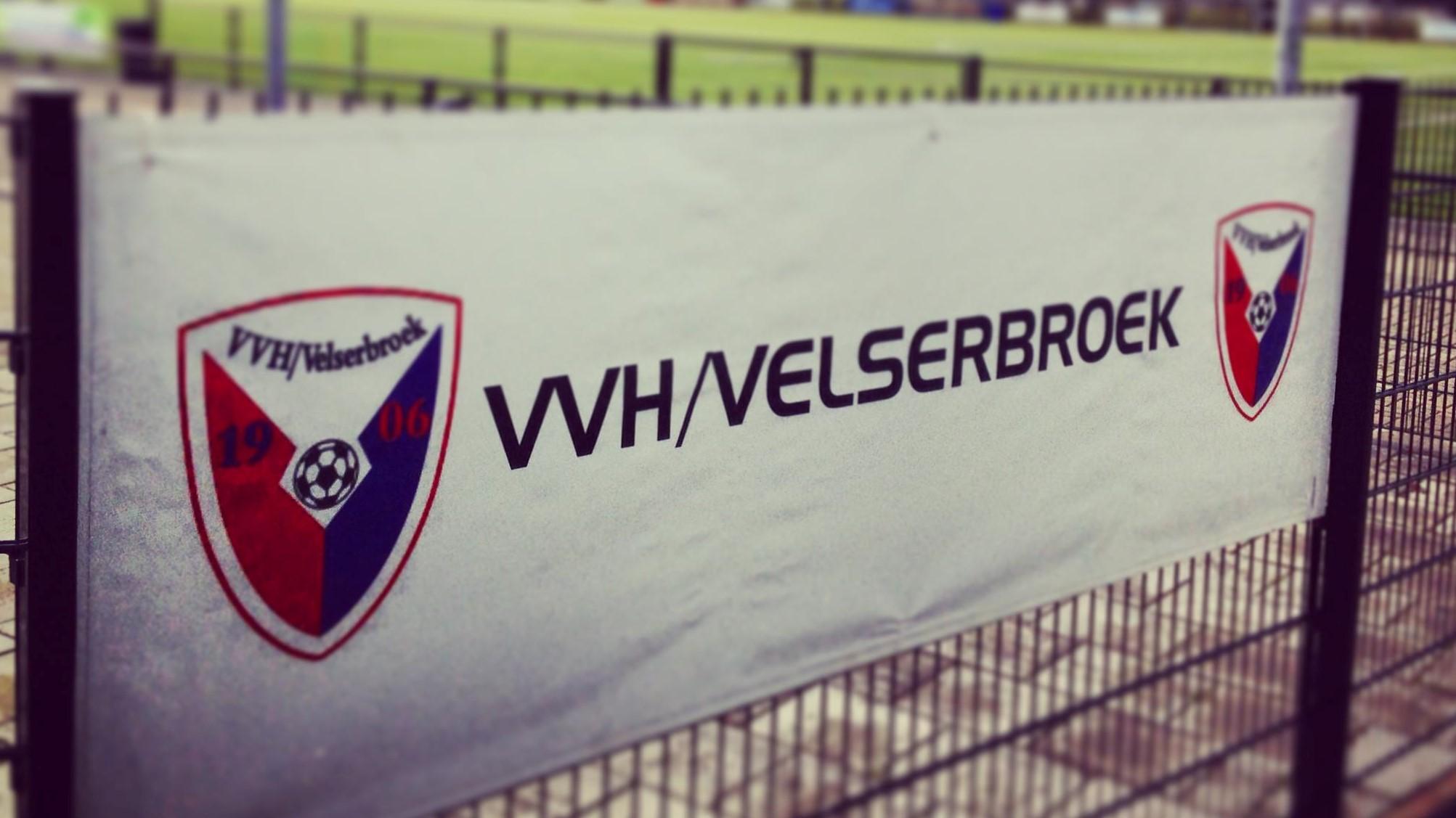 VVH Velserbroek - Voetbal in Haarlem