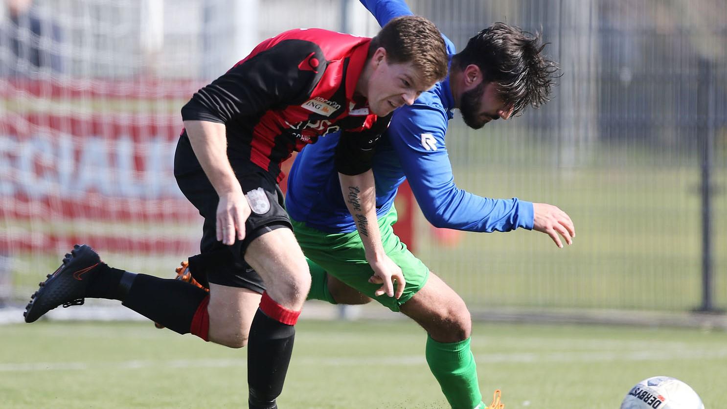 EDO - Nieuw Utrecht - Voetbal in Haarlem